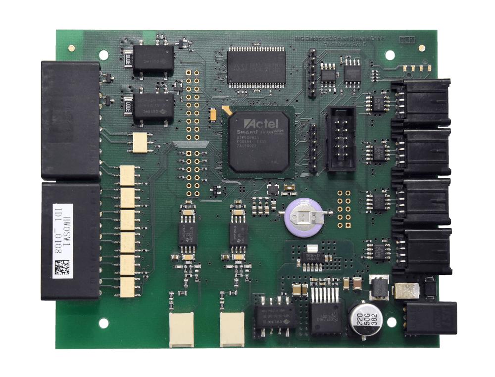 SoC Industrial Interconnect Modul