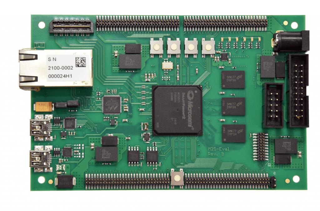 SmartFusion®2 embedded Board